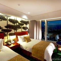 Отель InterContinental Seoul COEX комната для гостей фото 3