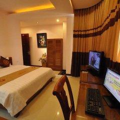 Отель Saigon Sun Pham Hung Ханой комната для гостей фото 3