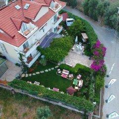 Ay Hotel Gocek Турция, Мугла - отзывы, цены и фото номеров - забронировать отель Ay Hotel Gocek онлайн балкон