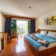 Отель Inn Patong Beach Hotel, Phuket Таиланд, Пхукет - 3 отзыва об отеле, цены и фото номеров - забронировать отель Inn Patong Beach Hotel, Phuket онлайн комната для гостей