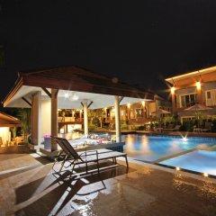 Отель Phutaralanta Resort Ланта бассейн