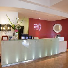 Отель Mioni Royal San Италия, Монтегротто-Терме - отзывы, цены и фото номеров - забронировать отель Mioni Royal San онлайн интерьер отеля фото 2
