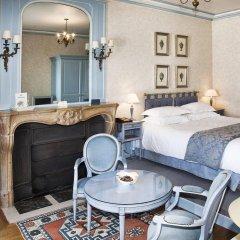 Отель Relais & Châteaux Château des Avenieres Франция, Крюсей - отзывы, цены и фото номеров - забронировать отель Relais & Châteaux Château des Avenieres онлайн комната для гостей фото 5