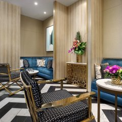 Отель Renaissance New York Hotel 57 США, Нью-Йорк - отзывы, цены и фото номеров - забронировать отель Renaissance New York Hotel 57 онлайн интерьер отеля фото 3