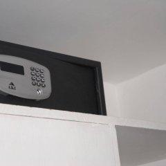 Hotel Aranzazú Eco сейф в номере