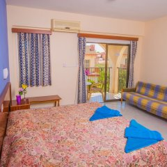 Отель Windmills Hotel Apartments Кипр, Протарас - отзывы, цены и фото номеров - забронировать отель Windmills Hotel Apartments онлайн комната для гостей