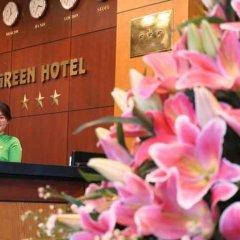 Отель Green Hotel Вьетнам, Вунгтау - отзывы, цены и фото номеров - забронировать отель Green Hotel онлайн фитнесс-зал фото 2