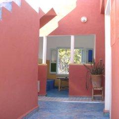 Отель Maison d'Hôtes Dar Farhana Марокко, Уарзазат - отзывы, цены и фото номеров - забронировать отель Maison d'Hôtes Dar Farhana онлайн балкон