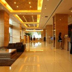 Отель Zhongshan Plainvim Fashion Business Hotel Китай, Чжуншань - отзывы, цены и фото номеров - забронировать отель Zhongshan Plainvim Fashion Business Hotel онлайн интерьер отеля