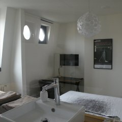 Отель B&b Living In Brusel Брюссель сауна