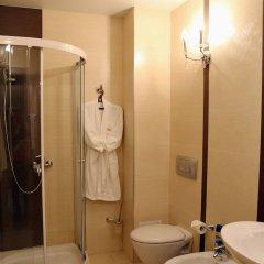Гостиница Металлург ванная фото 4