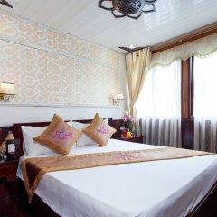Отель Halong Lavender Cruises комната для гостей фото 2