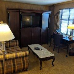 Dunhill Hotel удобства в номере фото 2
