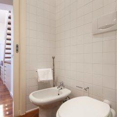 Отель Rental in Rome Maxxi Penthouse Италия, Рим - отзывы, цены и фото номеров - забронировать отель Rental in Rome Maxxi Penthouse онлайн ванная