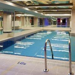 Отель Yasmak Comfort бассейн