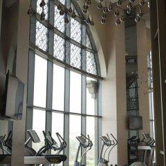 Отель Hyatt Regency Creek Heights Дубай фитнесс-зал фото 3
