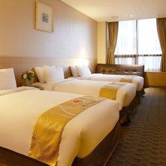 Hotel Skypark Central Myeongdong комната для гостей фото 12