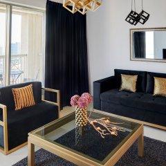 Апартаменты Dream Inn Dubai Apartments 29 Boulevard комната для гостей