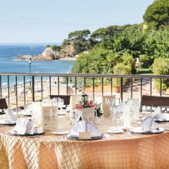 Отель Rigat Park & Spa Hotel Испания, Льорет-де-Мар - отзывы, цены и фото номеров - забронировать отель Rigat Park & Spa Hotel онлайн питание фото 3