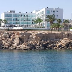 Апартаменты Coralli Spa Протарас пляж