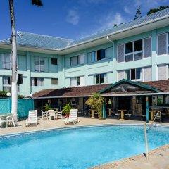 Отель Doctors Cave Beach Hotel Ямайка, Монтего-Бей - отзывы, цены и фото номеров - забронировать отель Doctors Cave Beach Hotel онлайн бассейн фото 3