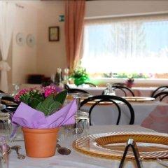 Отель Villa Bacchiani - La Rosa Blu Долина Валь-ди-Фасса питание