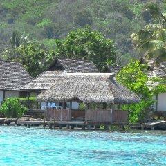 Отель Pension Motu Iti Французская Полинезия, Папеэте - отзывы, цены и фото номеров - забронировать отель Pension Motu Iti онлайн бассейн