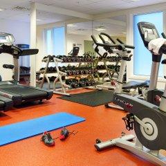 Отель Scandic Stavanger City фитнесс-зал