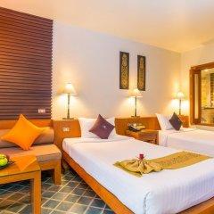 The Royal Paradise Hotel & Spa 4* Стандартный номер с различными типами кроватей фото 9