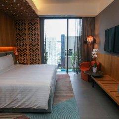 Oasia Hotel Downtown Singapore детские мероприятия фото 2