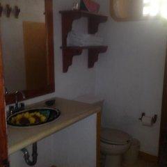 Отель Bungalos Sol Dorado Мексика, Коакоюл - отзывы, цены и фото номеров - забронировать отель Bungalos Sol Dorado онлайн ванная