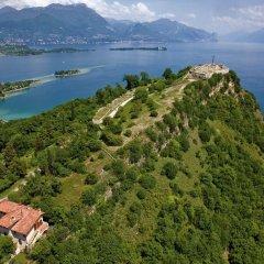 Hotel Borgo dei Poeti Wellness Resort Манерба-дель-Гарда приотельная территория