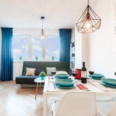 Отель Little Home - California Польша, Варшава - отзывы, цены и фото номеров - забронировать отель Little Home - California онлайн комната для гостей фото 3