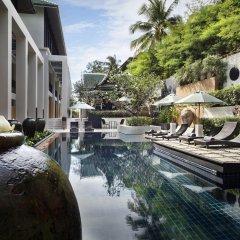 Отель Manathai Surin Phuket бассейн