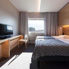 Отель Scandic Helsinki Aviacongress 3* Стандартный номер с 2 отдельными кроватями фото 2