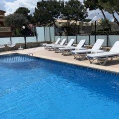 Отель Apartamentos Bauló Mar бассейн фото 3