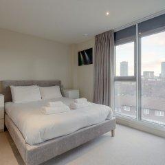 Апартаменты Charming 2 Bedroom Apartment Next to Maltby Market комната для гостей фото 2