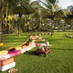 Отель Taj Exotica Гоа фитнесс-зал фото 2