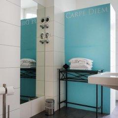 Отель Primeflats - Apartments am Mauerpark Германия, Берлин - отзывы, цены и фото номеров - забронировать отель Primeflats - Apartments am Mauerpark онлайн ванная фото 2
