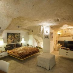 Отель Residence San Pietro Barisano Рокка Империале комната для гостей фото 2