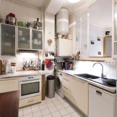 Апартаменты Classic Studio in Montmartre в номере