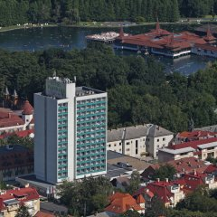 Hunguest Hotel Panorama фото 5