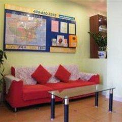 Отель Home Inn Changshou Donglu Китай, Гуанчжоу - отзывы, цены и фото номеров - забронировать отель Home Inn Changshou Donglu онлайн интерьер отеля