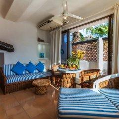 Отель Club Cascadas de Baja комната для гостей фото 2