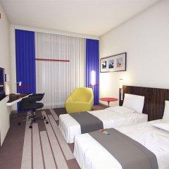 Гостиница Park Inn By Radisson Astana Казахстан, Нур-Султан - отзывы, цены и фото номеров - забронировать гостиницу Park Inn By Radisson Astana онлайн комната для гостей фото 2