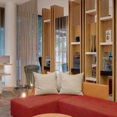 Отель Holiday Inn Frankfurt - Alte Oper комната для гостей