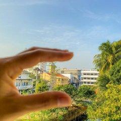 Отель Sino Imperial Phuket Таиланд, Пхукет - отзывы, цены и фото номеров - забронировать отель Sino Imperial Phuket онлайн балкон