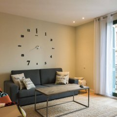 Апартаменты Palau De La Musica Apartments Барселона комната для гостей фото 3