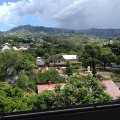 Отель Tiare Tahiti Французская Полинезия, Папеэте - отзывы, цены и фото номеров - забронировать отель Tiare Tahiti онлайн балкон