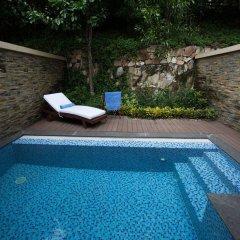 Отель Vinpearl Luxury Nha Trang Вьетнам, Нячанг - 1 отзыв об отеле, цены и фото номеров - забронировать отель Vinpearl Luxury Nha Trang онлайн бассейн фото 2